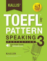 Omslag - Kallis' TOEFL Ibt Pattern Speaking 3
