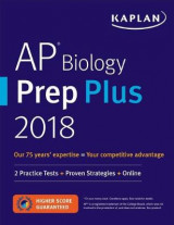 Omslag - AP Biology Prep Plus 2018-2019