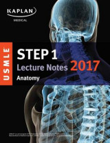 Omslag - USMLE Step 1 Lecture Notes 2017: Anatomy