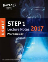 Omslag - USMLE Step 1 Lecture Notes 2017: Pharmacology