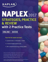 Omslag - Naplex 2017 Strategies, Practice & Review with 2 Practice Tests