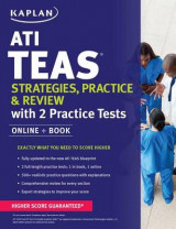 Omslag - ATI Teas Strategies, Practice & Review with 2 Practice Tests