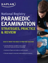 Omslag - National Registry Paramedic Examination Strategies, Practice & Review