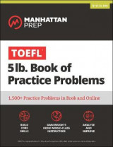 Omslag - TOEFL 5lb Book of Practice Problems