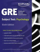 Omslag - GRE Subject Test