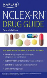 Omslag - NCLEX-RN Drug Guide: 300 Medications You Need to Know for the Exam