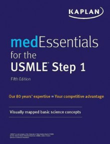 Medessentials for the USMLE Step 1 av Kaplan Medical (Heftet)