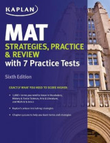 Omslag - Mat Strategies, Practice & Review