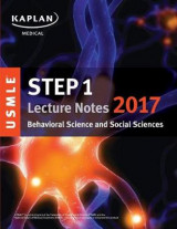 Omslag - USMLE Step 1 Lecture Notes 2017