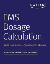 Omslag - EMS Dosage Calculation