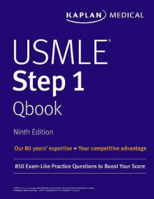 USMLE Step 1 Qbook av Kaplan Medical (Heftet)