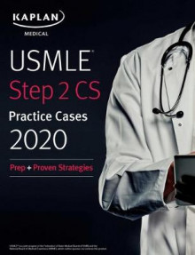 USMLE Step 2 CS Practice Cases 2020 av Kaplan Medical (Heftet)