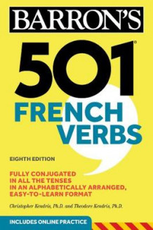 501 French Verbs av Christopher Kendris og Theodore Kendris (Heftet)
