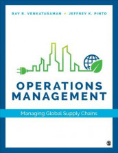 Operations Management av Jeffrey K. Pinto og Ray R. Venkataraman (Innbundet)