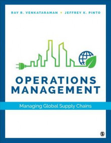 Operations Management av Ray R. Venkataraman og Jeffrey K. Pinto (Innbundet)
