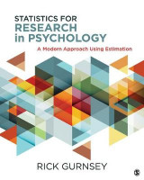 Omslag - Statistics for Research in Psychology