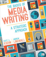 Omslag - The Basics of Media Writing
