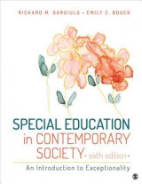 Omslag - Special Education in Contemporary Society