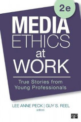 Omslag - Media Ethics at Work