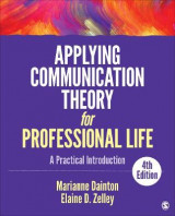 Omslag - Applying Communication Theory for Professional Life