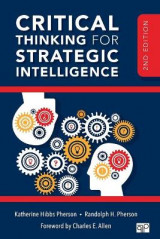 Omslag - Critical Thinking for Strategic Intelligence
