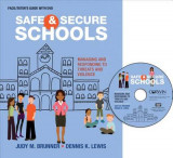 Omslag - Safe and Secure Schools (Facilitator's Guide + DVD)