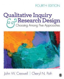 Qualitative Inquiry and Research Design av John W. Creswell og Cheryl N. Poth (Heftet)
