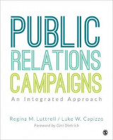 Omslag - Public Relations Campaigns