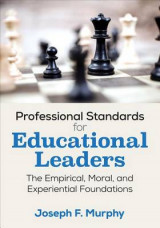 Omslag - Professional Standards for Educational Leaders