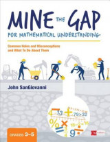 Omslag - Mine the Gap for Mathematical Understanding