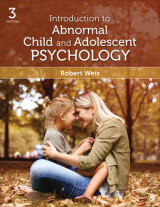 Omslag - Introduction to Abnormal Child and Adolescent Psychology