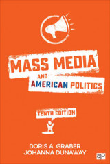 Omslag - Mass Media and American Politics