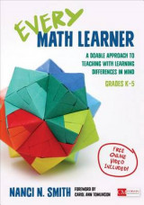 Omslag - Every Math Learner: Grades K-5