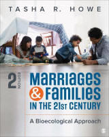 Omslag - Marriages and Families in the 21st Century