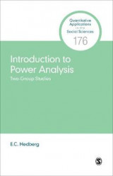 Omslag - Introduction to Power Analysis