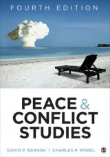 Omslag - Peace and Conflict Studies