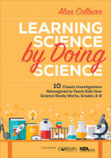 Omslag - Learning Science by Doing Science