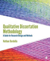 Omslag - Qualitative Dissertation Methodology