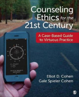 Omslag - Counseling Ethics for the 21st Century