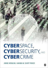 Omslag - Cyberspace, Cybersecurity, and Cybercrime