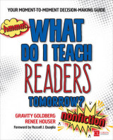 Omslag - What Do I Teach Readers Tomorrow? Nonfiction, Grades 3-8