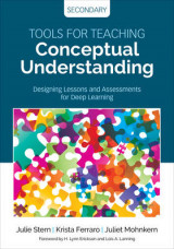 Omslag - Tools for Teaching Conceptual Understanding, Secondary