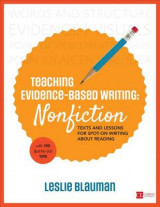 Omslag - Teaching Evidence-Based Writing: Nonfiction