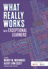 Omslag - What Really Works with Exceptional Learners