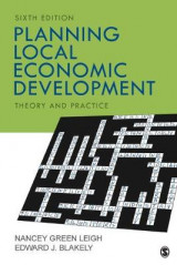 Omslag - Planning Local Economic Development