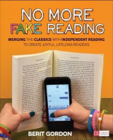 Omslag - No More Fake Reading
