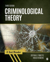 Omslag - Criminological Theory
