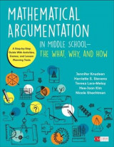 Omslag - Mathematical Argumentation in Middle School-The What, Why, and How