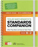 Omslag - Your Mathematics Standards Companion, Grades K-2