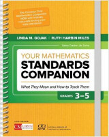Omslag - Your Mathematics Standards Companion, Grades 3-5